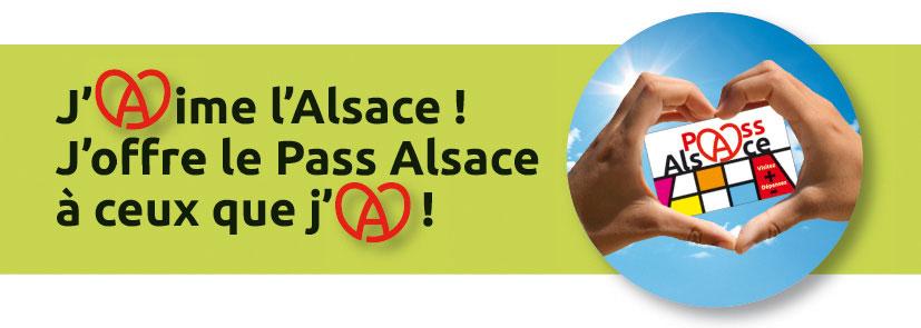 Acheter le Pass'Alsace